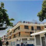 Motín en cárcel de Santa Marta: 64 reos se fugan y fueron recapturados