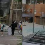 Once capturados por ataque a la Alcaldía de Barranquilla