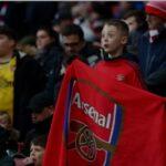 Un niño de cuatro años, es el nuevo jugador del Arsenal